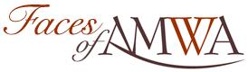Faces of AMWA logo